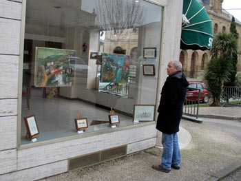 the gallery 65 in castelnau magnoac